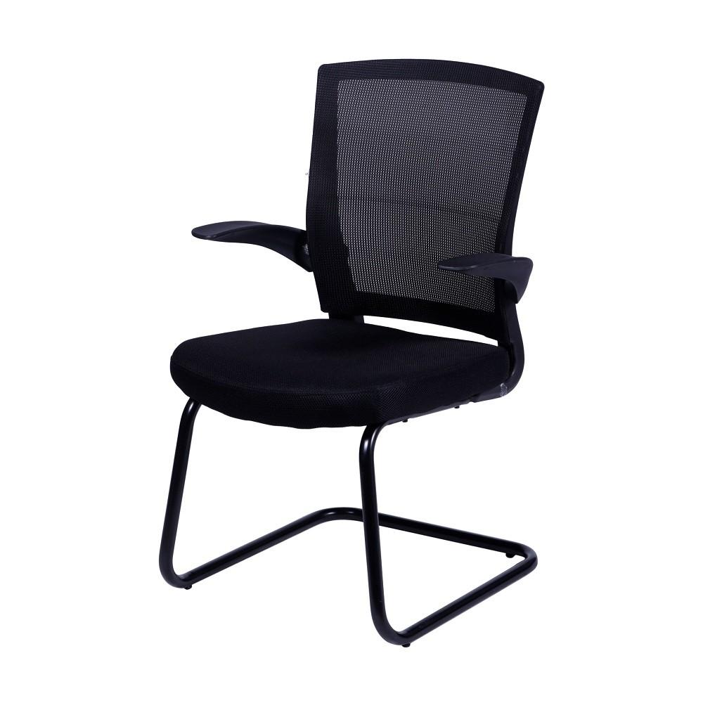 Cadeira De Escritório Swift 3314 Fixa Preta