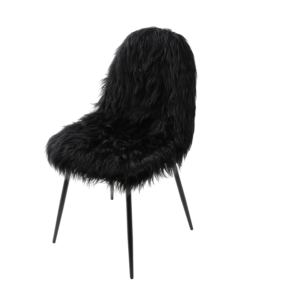 Cadeira Pelugem 1115 Preta