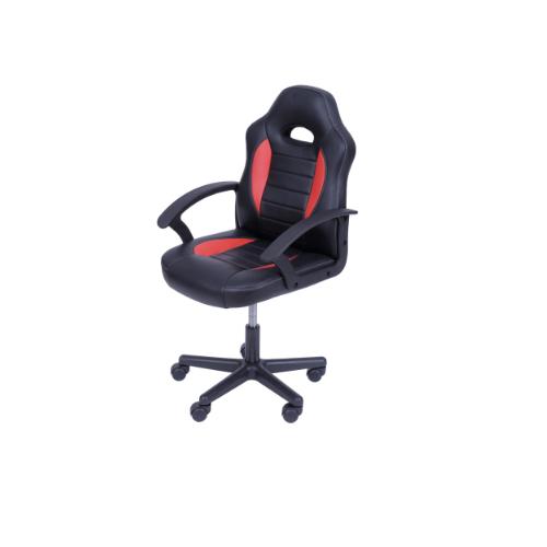 Cadeira De Escritório Office Pro Gamer 3319 Preta