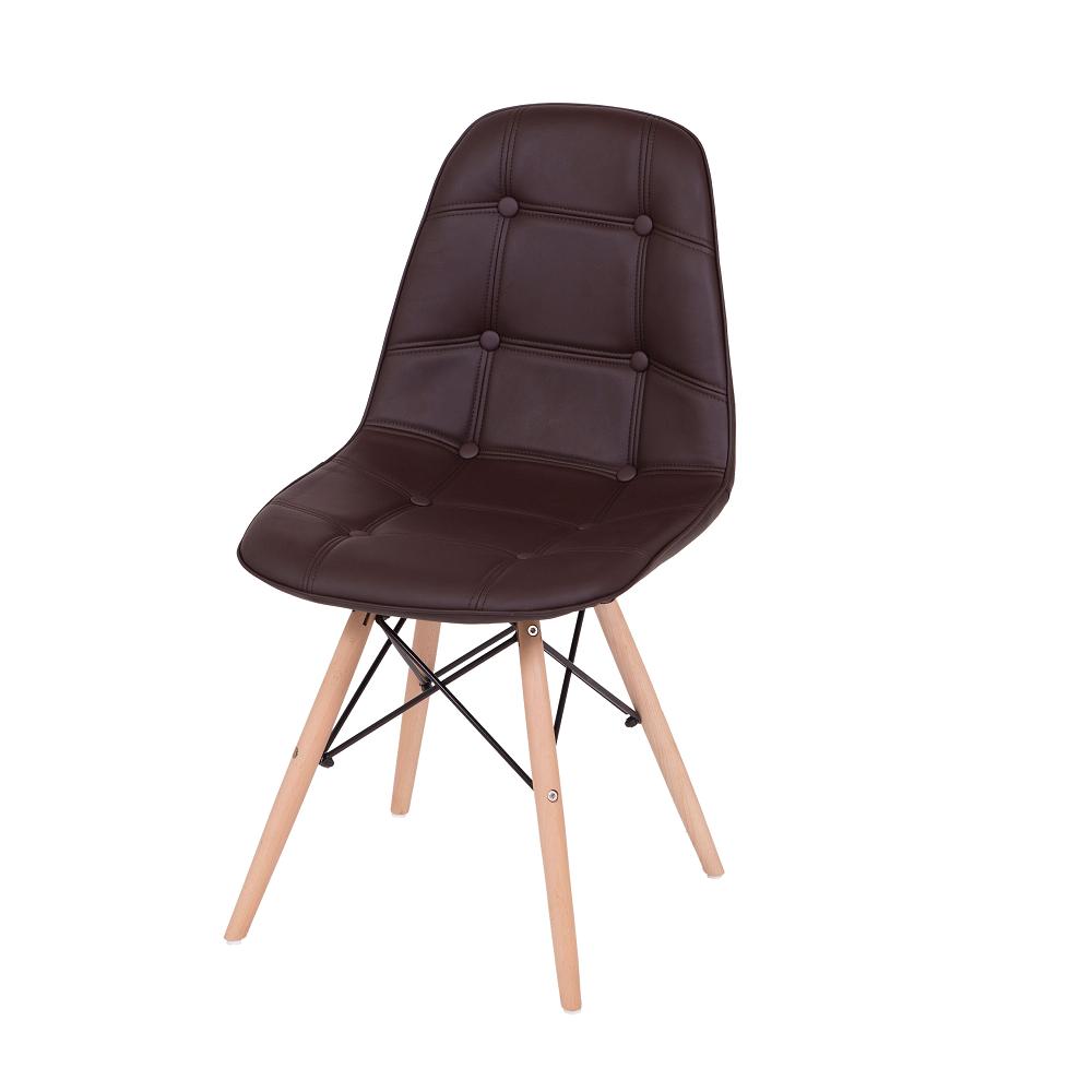 Cadeira Eames Eiffel Botonê Café