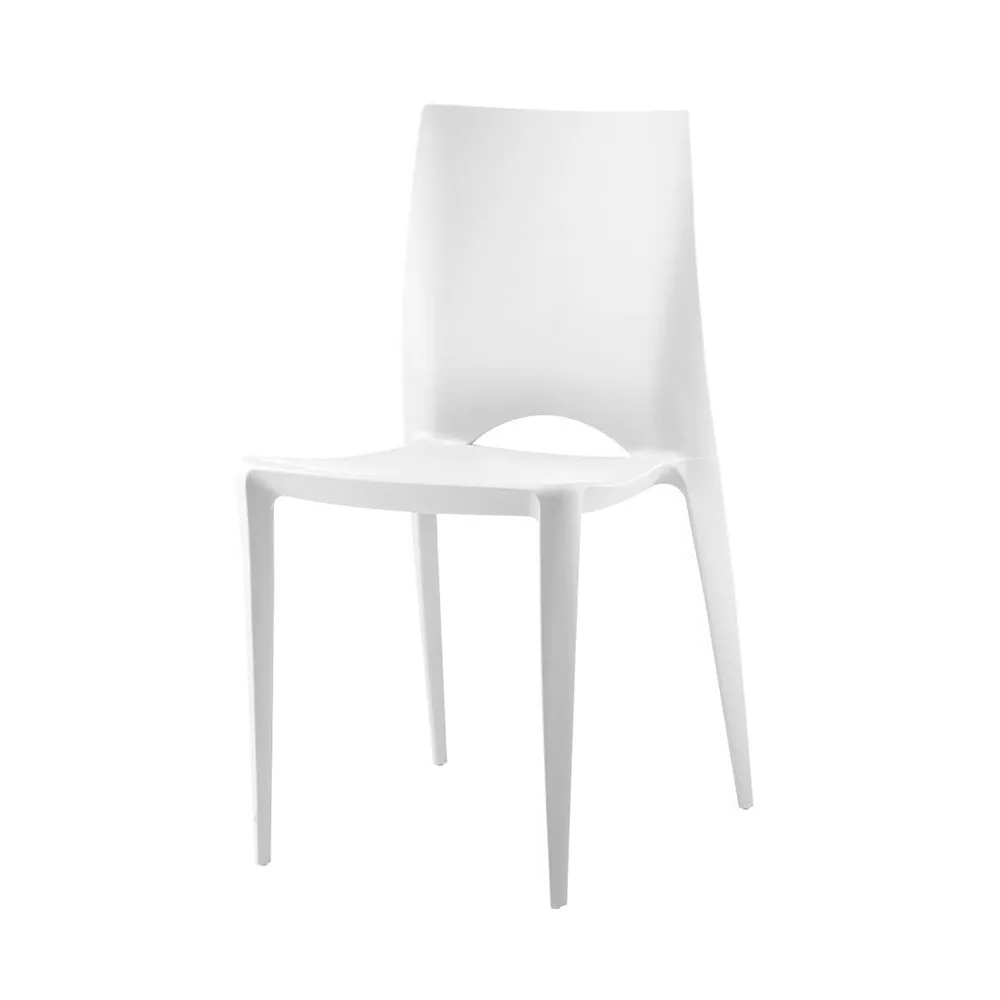 Cadeira Daiane Polipropileno Branca