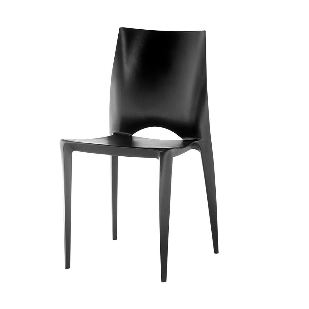 Cadeira Daiane Polipropileno Preto