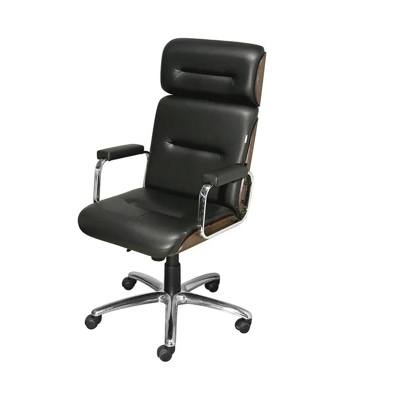 Cadeira Escritório Lavoro Alta Preta