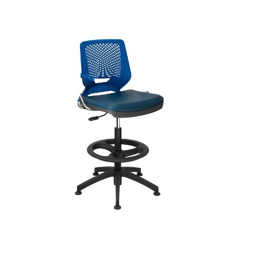 Cadeira Executiva Giratória Roma Caixa com Aro Evolution
