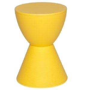 Banqueta Prince ABS Amarelo Philippe Starck