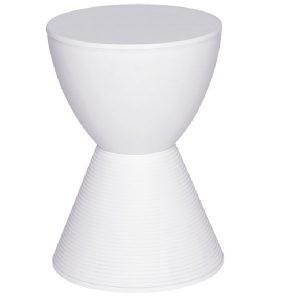Banqueta Prince ABS Branco Philippe Starck