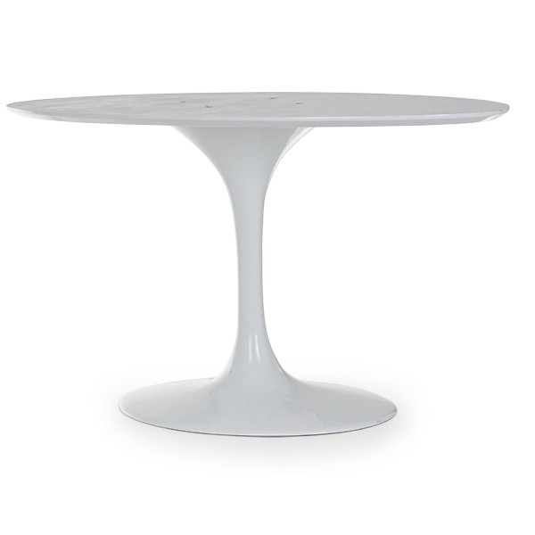 Base Saarinen Oval Branca