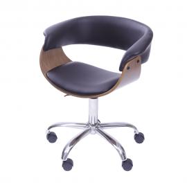Cadeira De Escritório Betina Preta