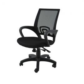 Cadeira De Escritório Santiago Preta