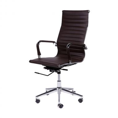 Cadeira De Escritório Esteirinha 3301 Alta Café