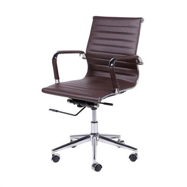 Cadeira De Escritório Esteirinha 3301 Baixa Café
