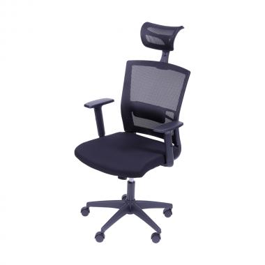 Cadeira De Escritório Presidente 3317 Preta