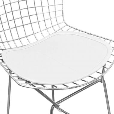 Assento para Cadeira Bertóia Branca
