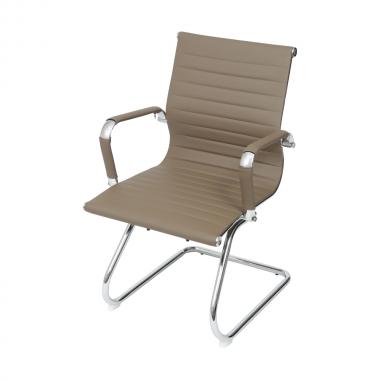 Cadeira De Escritório Esteirinha 3301 Fixa Caramelo