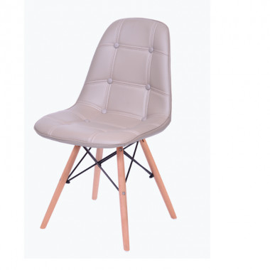 Cadeira Eames Eiffel Botonê Fendi