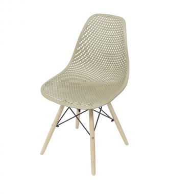Cadeira Colméia Polipropileno Fendi