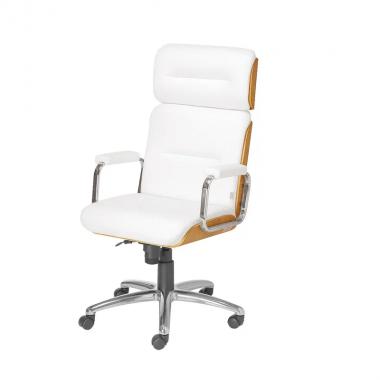 Cadeira Escritório Lavoro Alta Branca