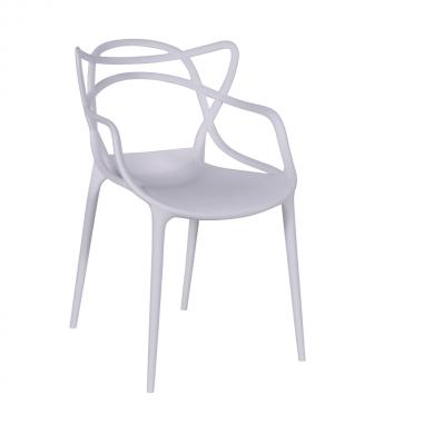 Cadeira Masters Allegra Polipropileno Branca