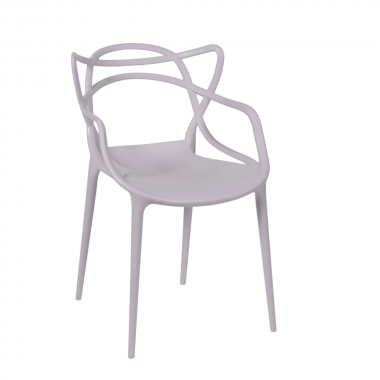 Cadeira Masters Allegra Polipropileno Fendi
