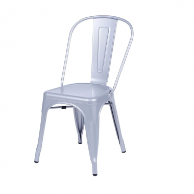 Cadeira Tolix Cinza