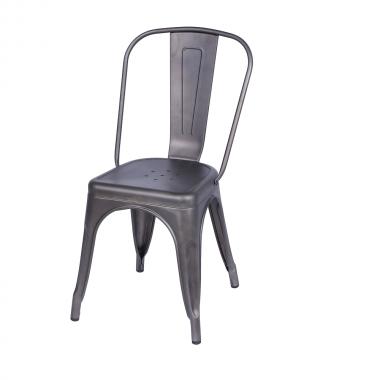 Cadeira Tolix Cobre