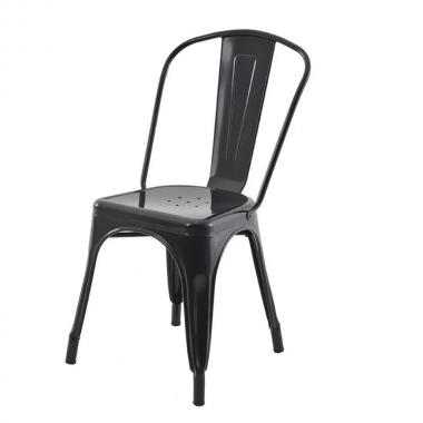 Cadeira Tolix Preta