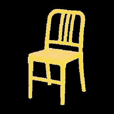 Cadeira 1138 Amarela