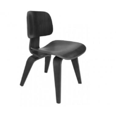 Cadeira Eames DCW Preta