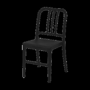 Cadeira 1138 Preta