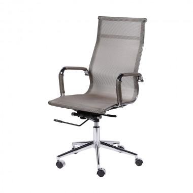 Cadeira De Escritório Esteirinha Tela 3303 Alta Cobre