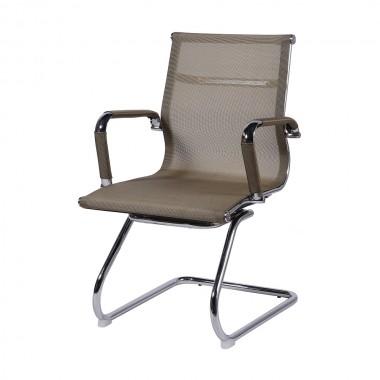 Cadeira De Escritório Esteirinha Tela 3303 Fixa Cobre