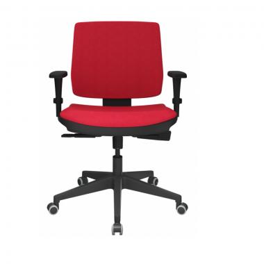 Cadeira Executiva Giratória Milano Soft